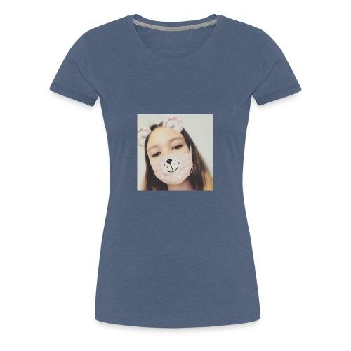 5834BAED B753 4FF9 8176 FE1CCC61E50A - Frauen Premium T-Shirt