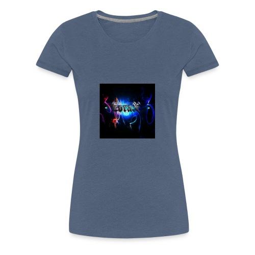 Mein neuer merch - Frauen Premium T-Shirt