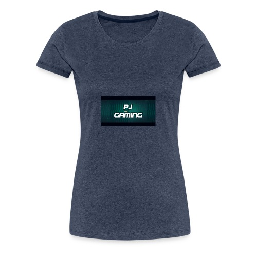 PJEPICGAMING - Women's Premium T-Shirt