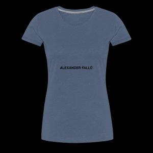 fuckboy/basicbitch tee - Premium T-skjorte for kvinner