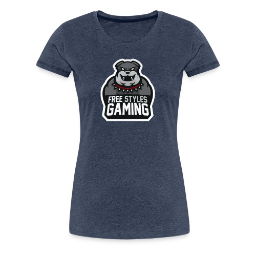 Freestylesgaming - T-shirt Premium Femme