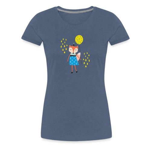 Fuchs - Ballon - Frauen Premium T-Shirt