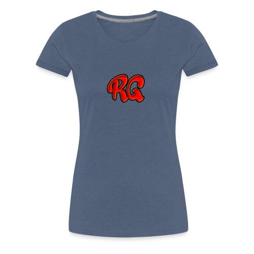 Rik Gaming - Vrouwen Premium T-shirt