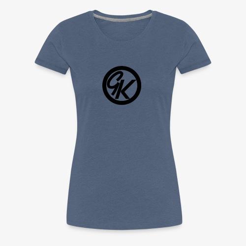 GK Pink buddy | women - Women's Premium T-Shirt