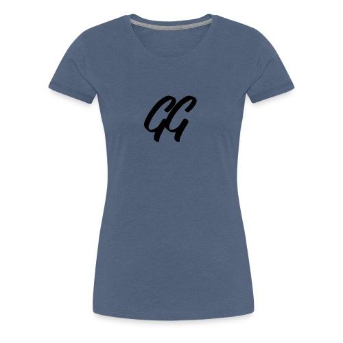 LOGO GGTV - Frauen Premium T-Shirt