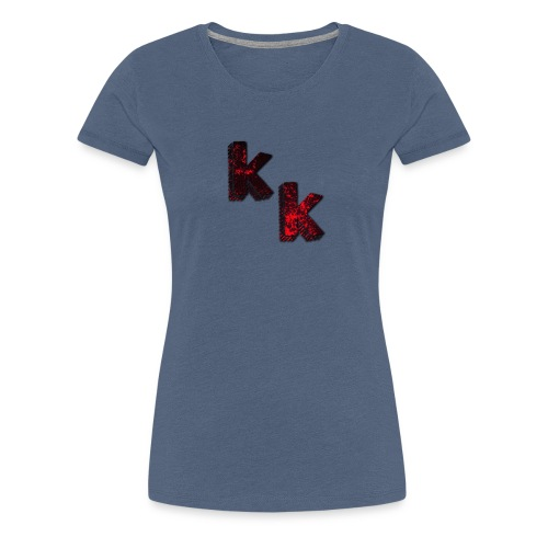 Kool Kimo Merch - Women's Premium T-Shirt
