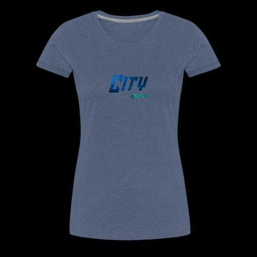 CityRP | Logo - Frauen Premium T-Shirt