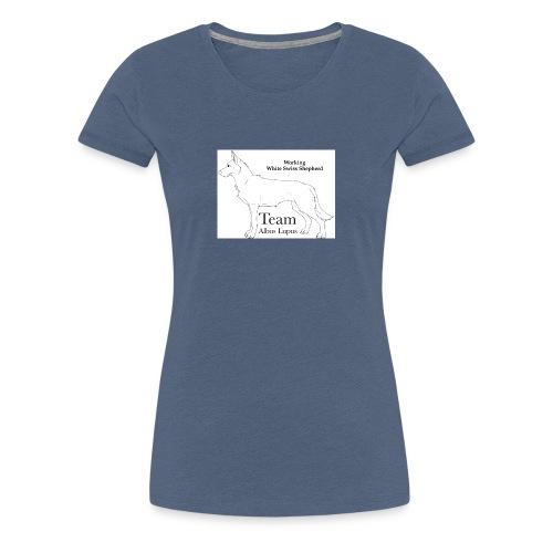 Logo 3 - Premium T-skjorte for kvinner