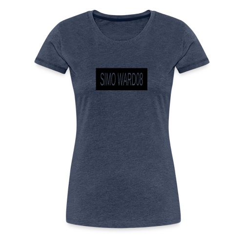 SIMO WARD08 - Women's Premium T-Shirt