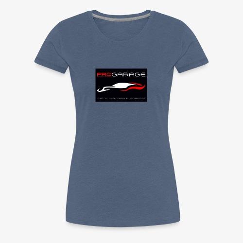 PRO Garage - Frauen Premium T-Shirt