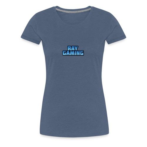 RAY GAMING MERCHANDISE - Frauen Premium T-Shirt