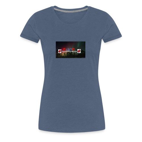 hannes gaming pet - Vrouwen Premium T-shirt