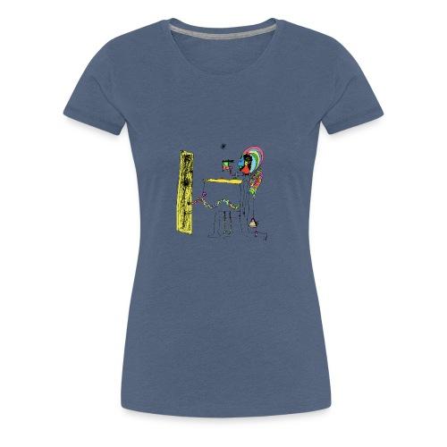 proyect - Camiseta premium mujer