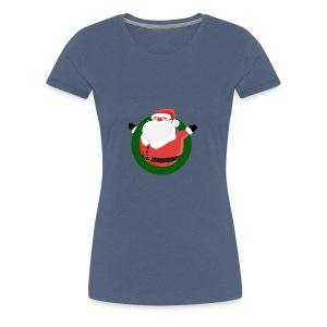 Dagar Till Jul - Premium-T-shirt dam