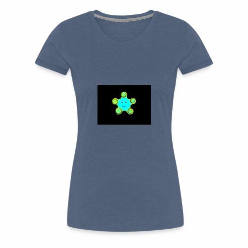 Smiling Star - Women's Premium T-Shirt