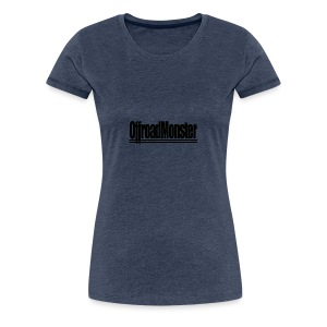 Black Edition - OffroadMonster - Frauen Premium T-Shirt