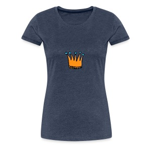 Cartoon logo - Vrouwen Premium T-shirt