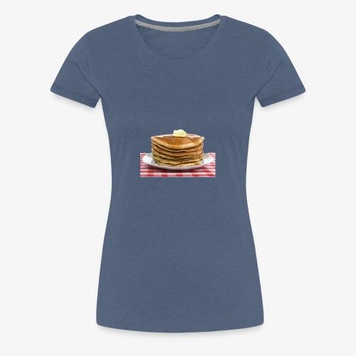 Pandekager - Dame premium T-shirt