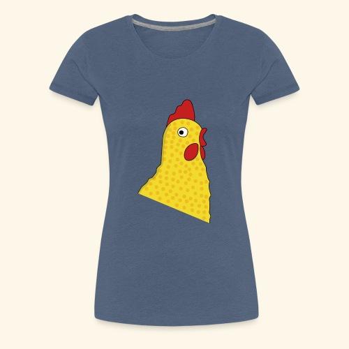 Pollo di Gomma - Maglietta Premium da donna