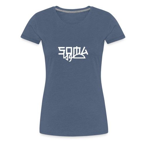 soma - Vrouwen Premium T-shirt