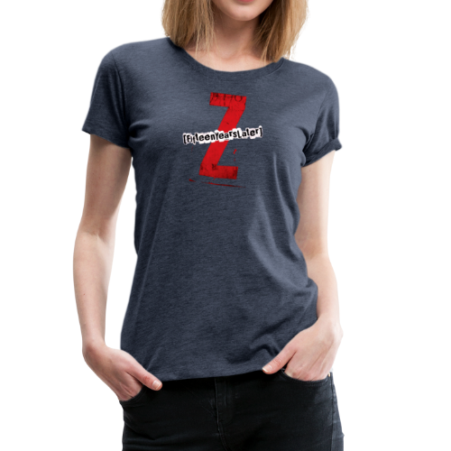 FYLZ - Logo - T-shirt Premium Femme