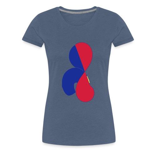 design 32 - Frauen Premium T-Shirt