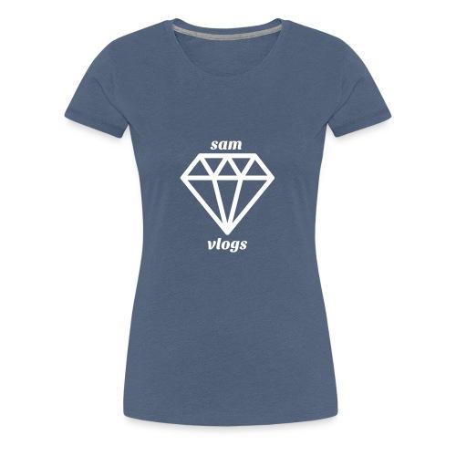 diamond logo - Women's Premium T-Shirt