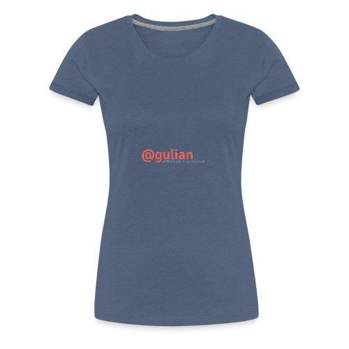 Attention à la mousse - T-shirt Premium Femme