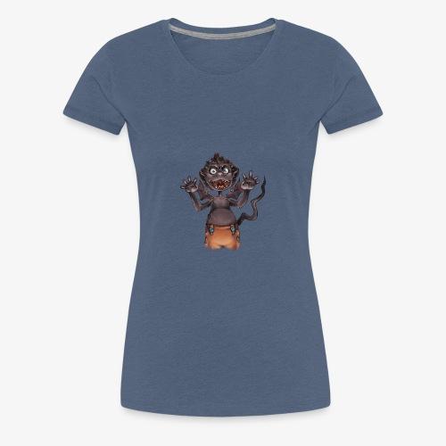 Furgo Flammenfurz - Frauen Premium T-Shirt