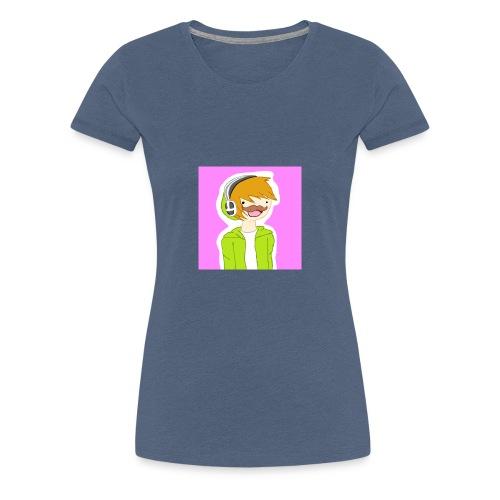 Kanavani logo - Naisten premium t-paita