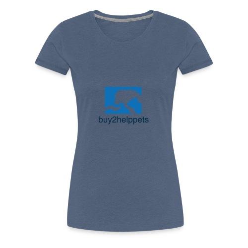 Kaufen und Helfen - Frauen Premium T-Shirt