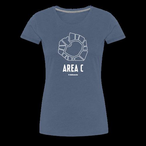 AREA C - Maglietta Premium da donna