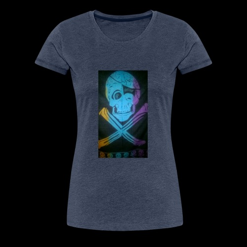 WP 20180112 09 47 39 Pro - Frauen Premium T-Shirt