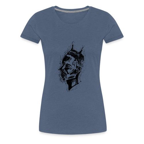 Le Diable - T-shirt Premium Femme