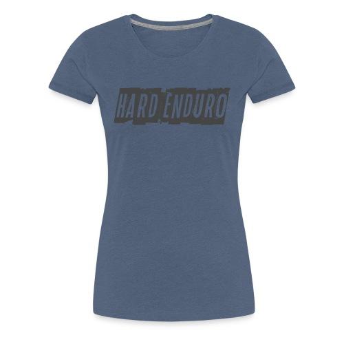 Hard Enduro - Women's Premium T-Shirt