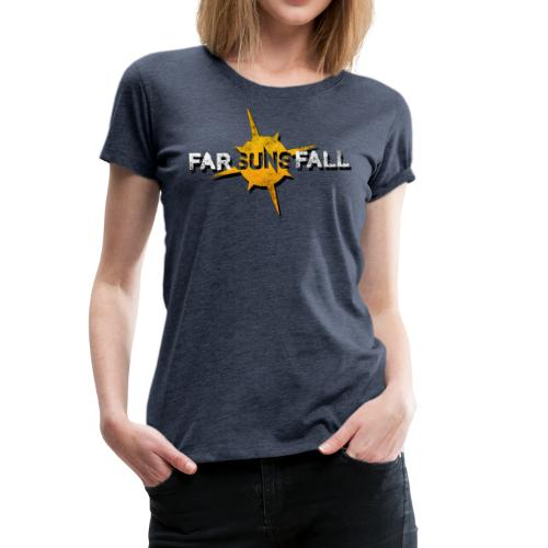 Far Suns Fall Logo - Women's Premium T-Shirt