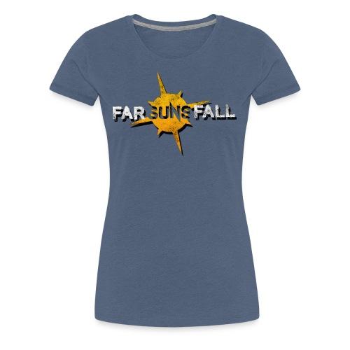 Far Suns Fall Logo - Women's Premium T-Shirt