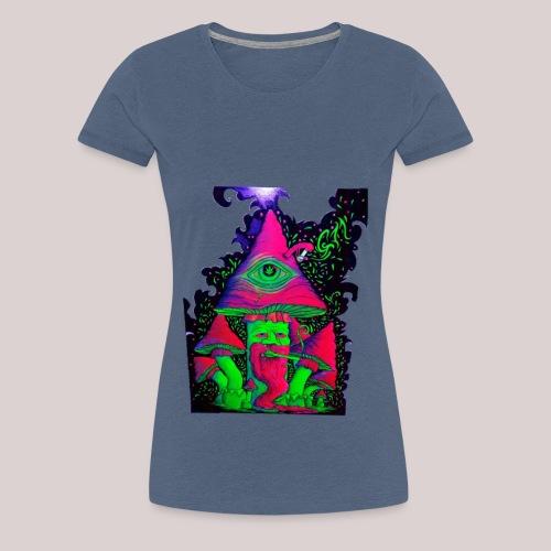 Shroom - Frauen Premium T-Shirt