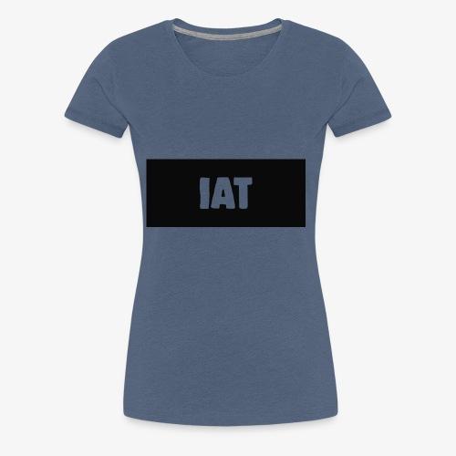 IAT - Women's Premium T-Shirt