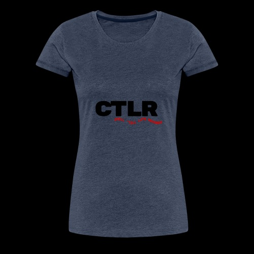 CHILL TIL LATE RECORDS - Women's Premium T-Shirt