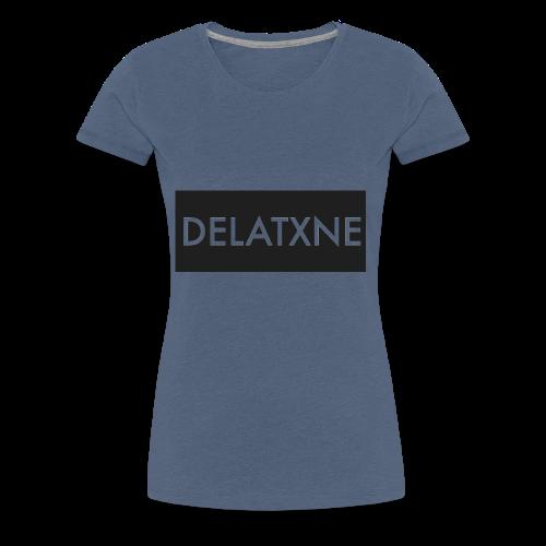 Rectangle Design - Women's Premium T-Shirt