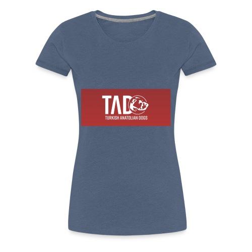 Voorbeeld tad - Women's Premium T-Shirt