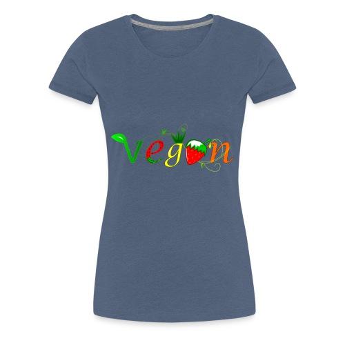 Vegan - Camiseta premium mujer