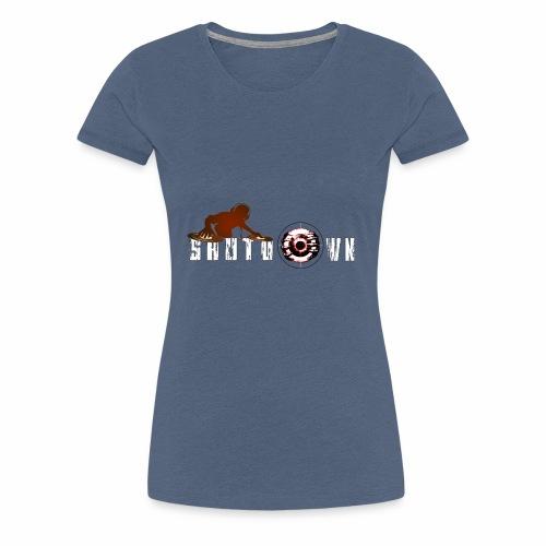 Shutdown dj - Frauen Premium T-Shirt