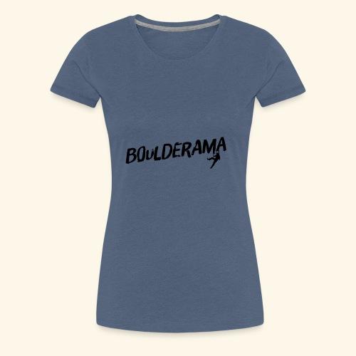 Boulderama 1 - Frauen Premium T-Shirt
