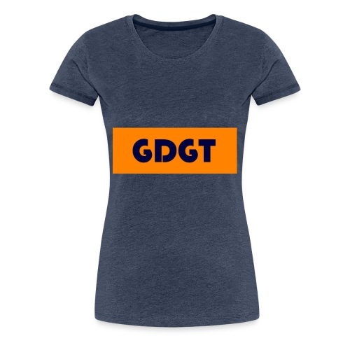GDGT - Frauen Premium T-Shirt