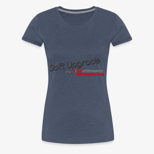 FLS Performance - Soft Upgrade Logo - Frauen Premium T-Shirt