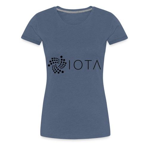 IOTA - Vrouwen Premium T-shirt