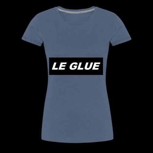 Le Glue - Women's Premium T-Shirt