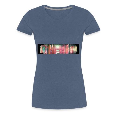 chiesaspreadshirt - Maglietta Premium da donna